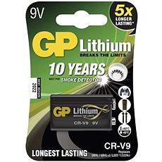 GP CR-V9 (9V) 1ks v blistru - Jednorázová baterie