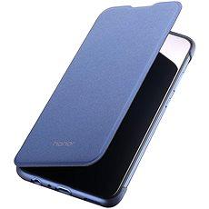 Honor 10 Lite Flip cover Blue  - Pouzdro na mobilní telefon