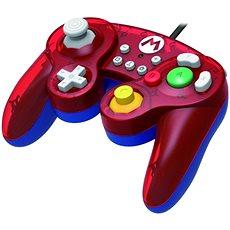 HORI GameCube Style BattlePad - Mario - Nintendo switch - Gamepad