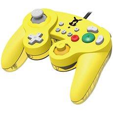 HORI GameCube Style BattlePad - Pikachu - Nintendo switch - Gamepad