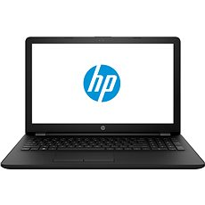 HP 15-bs150nc Jet Black - Notebook