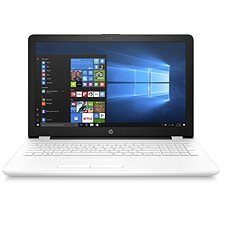 HP 15-db0029nc Snow white - Notebook