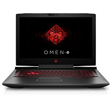 OMEN by HP 15-ce012nc Shadow Black - Herní notebook