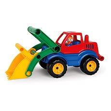 Lena nakladač s řidičem - Auto