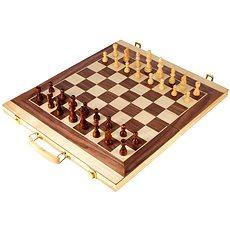 Kufřík na šachy a vrhcáby - Hra