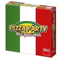 Pizza párty - Společenská hra