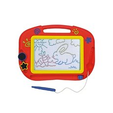 Teddies Magnetická tabulka kreslící - Kreativní hračka