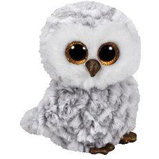 Beanie Boos Owlette - white owl 42 cm - Plyšová hračka