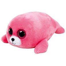 Beanie Boos Pierre - pink seal 24 cm - Plyšová hračka