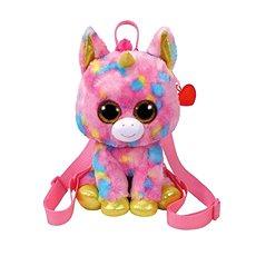 Ty Gear backpack Fantasia - unicorn 25 cm - Plyšová hračka