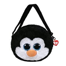 Ty Fashion shoulder bag Waddles - penguin 15 cm - Plyšová hračka
