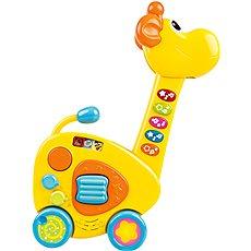 Buddy Toys Dětská kytara Žirafa  - Interaktivní hračka