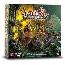 Zombicide: Zelená horda - Desková hra