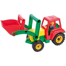 Lena Aktivní traktor se lžící - Auto