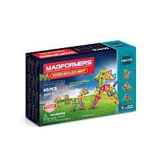 Magformers Neon 60 - Magnetická stavebnice