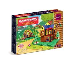 Magformers Lesní srub - Magnetická stavebnice