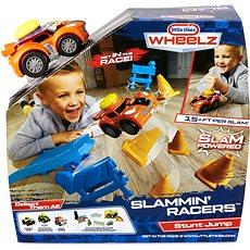 Slammin Racers Stunt Jump - Herní set