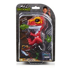 Fingerlings T-Rex Ripsaw červený - Interaktivní hračka