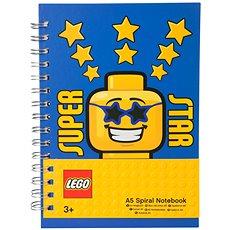 Lego Superstar zápisník - Poznámkový blok