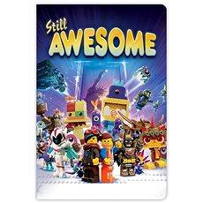 LEGO Movie 2 Epic Space Opera - Zápisník