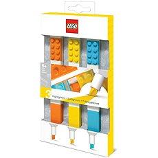 LEGO Zvýrazňovače 3 ks - Zvýrazňovač