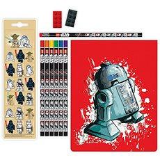 LEGO Star Wars Stationery Set se zápisníkem - Školní set