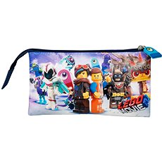 LEGO Penál se 3 kapsami - Penál