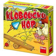 Dino Kloboučku Hop  - Společenská hra