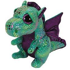 Beanie Boos Cinder - Green Dragon 24 cm - Plyšák