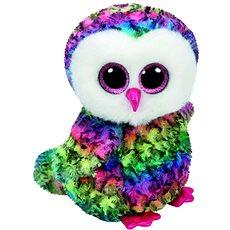 Beanie Boos Owen - Multicolor Owl 24 cm - Plyšák