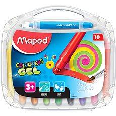 Maped Color Peps Gel, 10 barev - Pastelky
