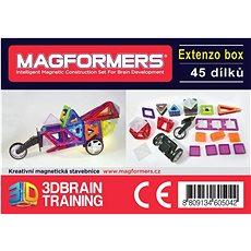 Magformers Extenzo box - Magnetická stavebnice