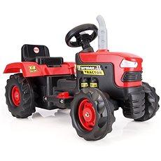 DOLU Elektrický dětský traktor - Dětské elektrické auto