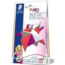 Fimo Soft DIY šperková sada Triangl - Kreativní sada