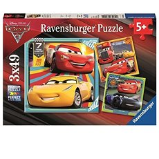 Ravensburger 80151 Disney Auta 3 I  - Puzzle