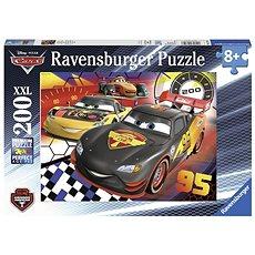 Ravensburger 128198 Disney Auta závod  - Puzzle