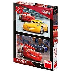Cars 3: Závodníci   - Puzzle