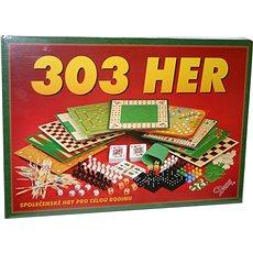 303 her - Společenská hra