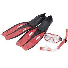 Dunlop Potápěcí set, velikost 32-34 červený - Ploutve