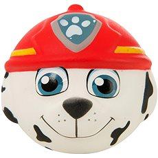 Paw Patrol Squeeze Marshall - červená helma - Figurka