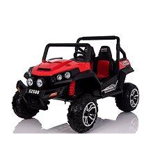 RSX červené - Dětské elektrické auto