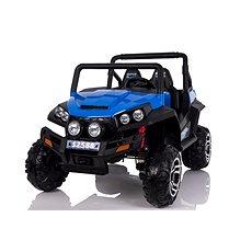 RSX modré - Dětské elektrické auto
