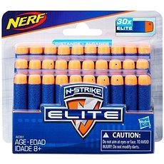 Nerf Elite náhradní šipky 30 ks - Příslušenství Nerf