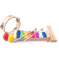 Woody Muzikální set A - Hudební hračka