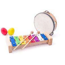 Woody Muzikální set B - Hudební hračka