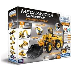Mechanická laboratoř - Stavební stroje - Elektronická stavebnice