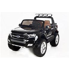 Ford Ranger Wildtrak 4x4 LCD Luxury lakovaný černý - Dětské elektrické auto