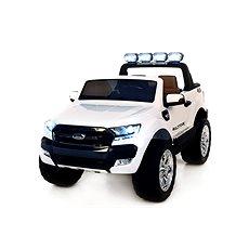 Ford Ranger Wildtrak 4x4 LCD Luxury bílý - Dětské elektrické auto