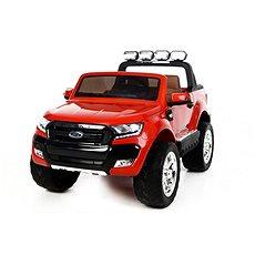 Ford Ranger Wildtrak 4x4 LCD Luxury červený - Dětské elektrické auto