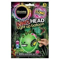 LED balónky - vytvoř si svého dinosaura - Herní set